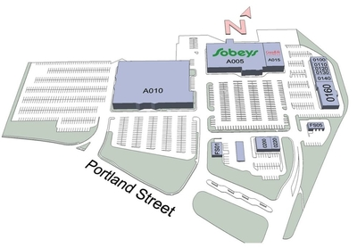 Penhorn Plaza plan