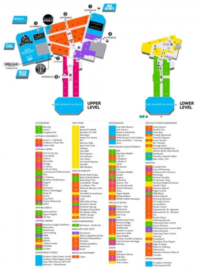 Pickering Town Centre plan