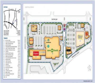 Pinetree Village plan