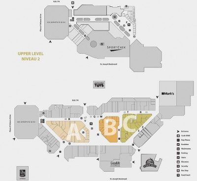 Place d'Orleans plan