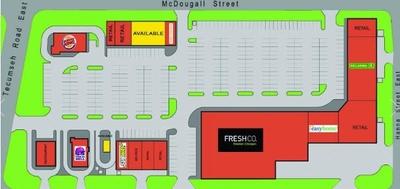 Plaza 300 plan