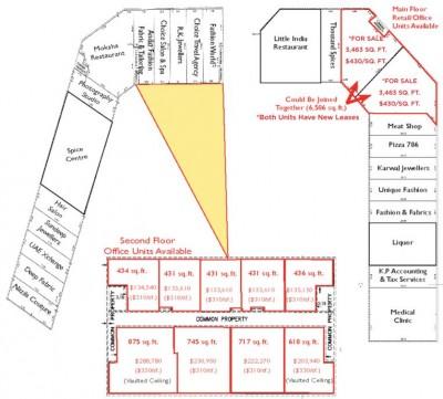 Plaza 34 plan