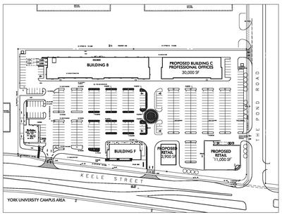 Pond Mills Centre plan