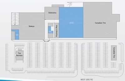 Port Colborne Mall plan