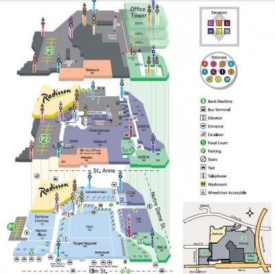 Rainbow Centre plan