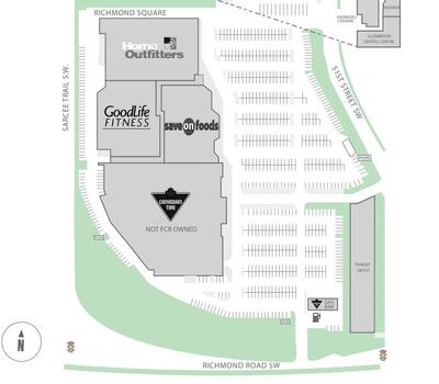 Richmond Square plan