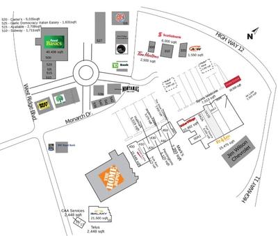 RioCan West Ridge plan
