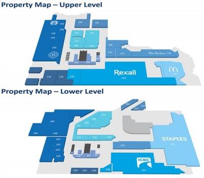 Royal Centre plan