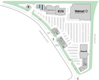 Royal Oak Centre plan