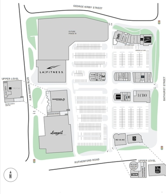 Rutherford Marketplace plan