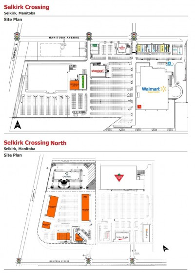 Selkirk Crossing plan