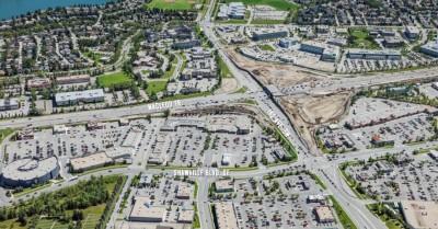 Shawnessy Village Shopping Center plan