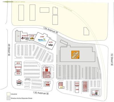 Shepard Regional Centre plan