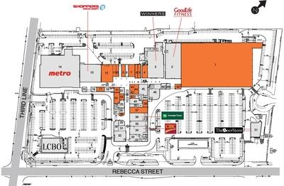 South Oakville Centre plan