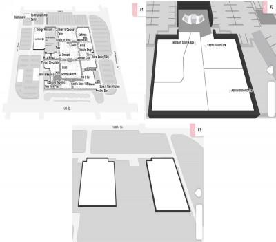 Southgate Centre plan