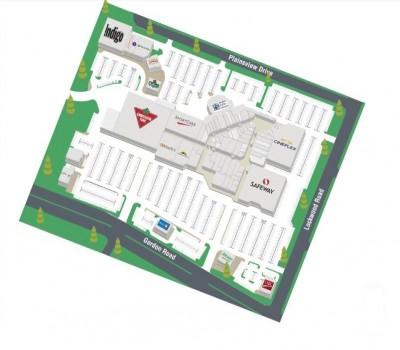 Southland Mall Shopping Centre plan