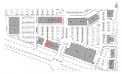Southpointe Common plan
