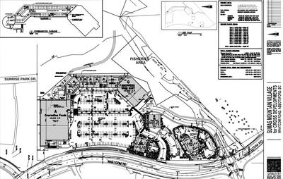 Sumas Mountain Village plan