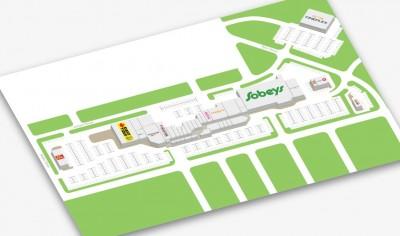 Summerside Mall plan