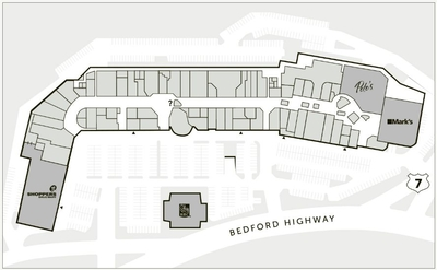Sunnyside Mall plan