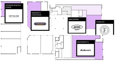 The District on Bernard (Towne Centre Mall) plan