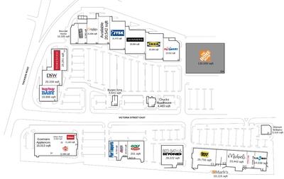 Thickson Ridge Center plan