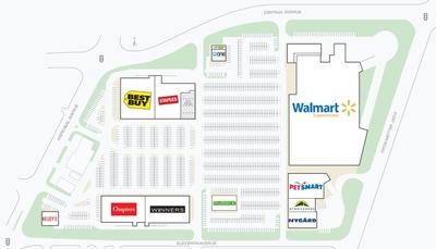 Thunder Bay Centre plan