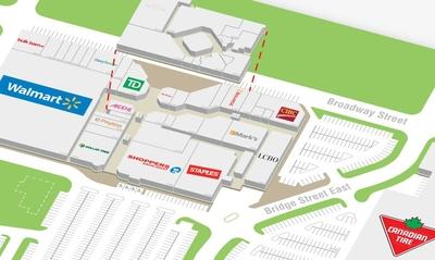 Tillsonburg Town Centre plan