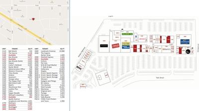 Totem Mall plan