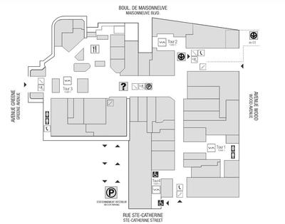Westmount Square plan