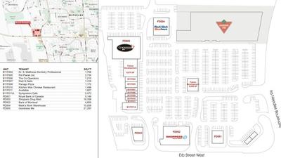 Westside Marketplace plan