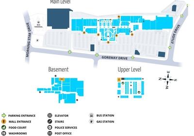 Westwood Square plan