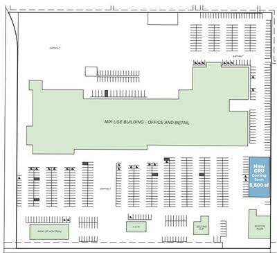 White Oaks Square plan