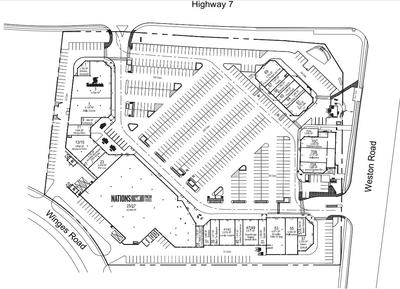 Woodbridge Square plan