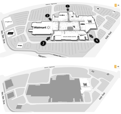 Woodgrove Centre plan
