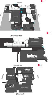 Yonge Eglinton Centre plan