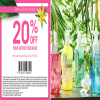 Coupon for: Bath & Body Works, Canadian promotional sale coupon