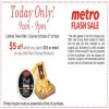 Coupon for: Save with coupon from Metro Canada