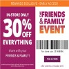 Coupon for: Last day to save with coupon at Payless ShoeSource Canada