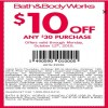 Coupon for: Save with coupon at Canadian Bath & Body Works stores