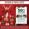 Coupon for: Friends & Family Sale from The Body Shop Canada
