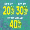 Coupon for: Buy more, save more at adidas Canada