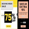 Coupon for: Hudson's Bay Canada Boxing Week Sale
