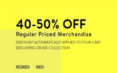 Coupon for: Everything on SALE at Bench Canada
