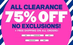 Coupon for: Huge Savings available at The Children's Place Canada