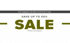 Coupon for: Crocs Canada Sale: Save up to 50% off