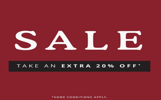 Coupon for: Roots - TAKE AN EXTRA 20% OFF at Yorkdale