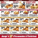 Coupon for: KFC in Quebec - fill up on 90$ in savings