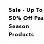 Coupon for: Patagonia has a special sale for past-season products