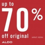 Coupon for: ALDO at CF Polo Park Shopping Centre - has a big sale on select styles!